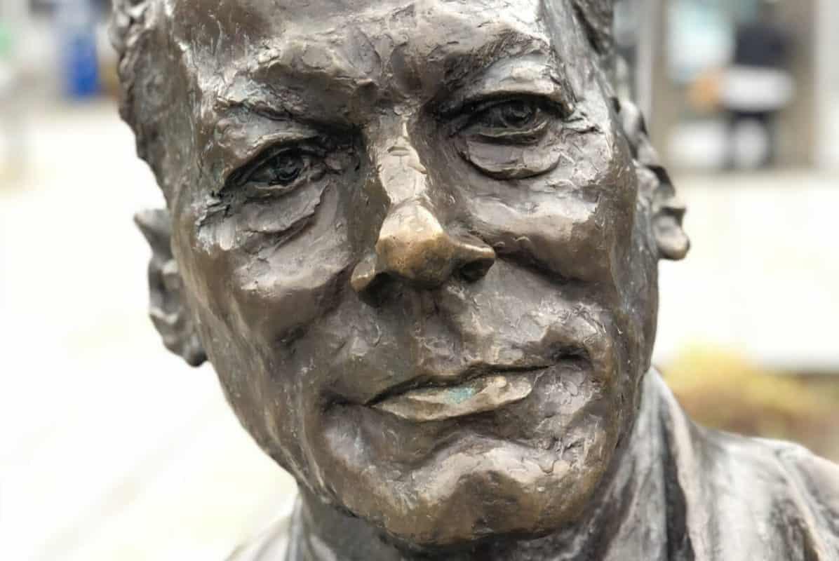 Willy Brandt-Statue