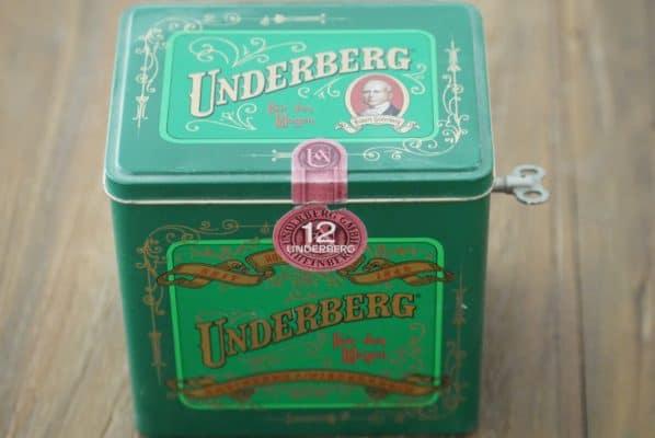 Underberg-Spieldose